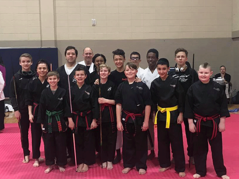 kids martial arts classes in overland park