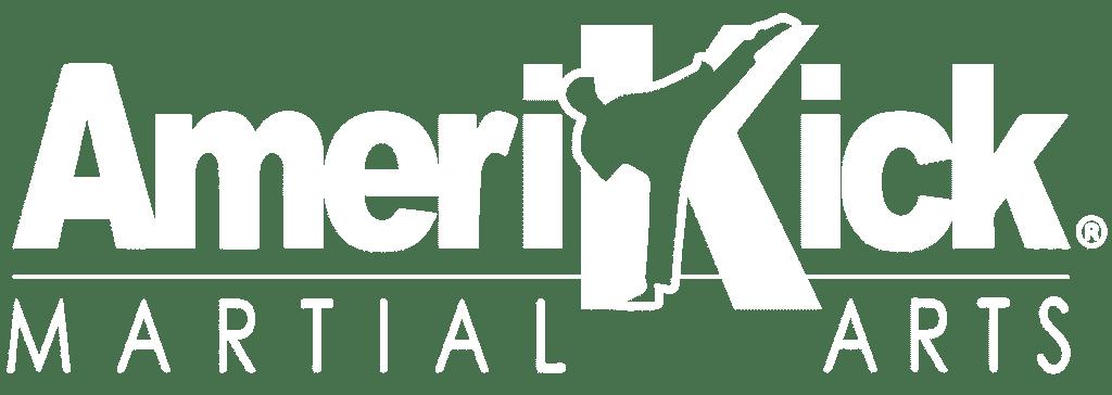 AmeriKick Logo White 1024x364 1, AmeriKick Martial Arts Overland Park KS