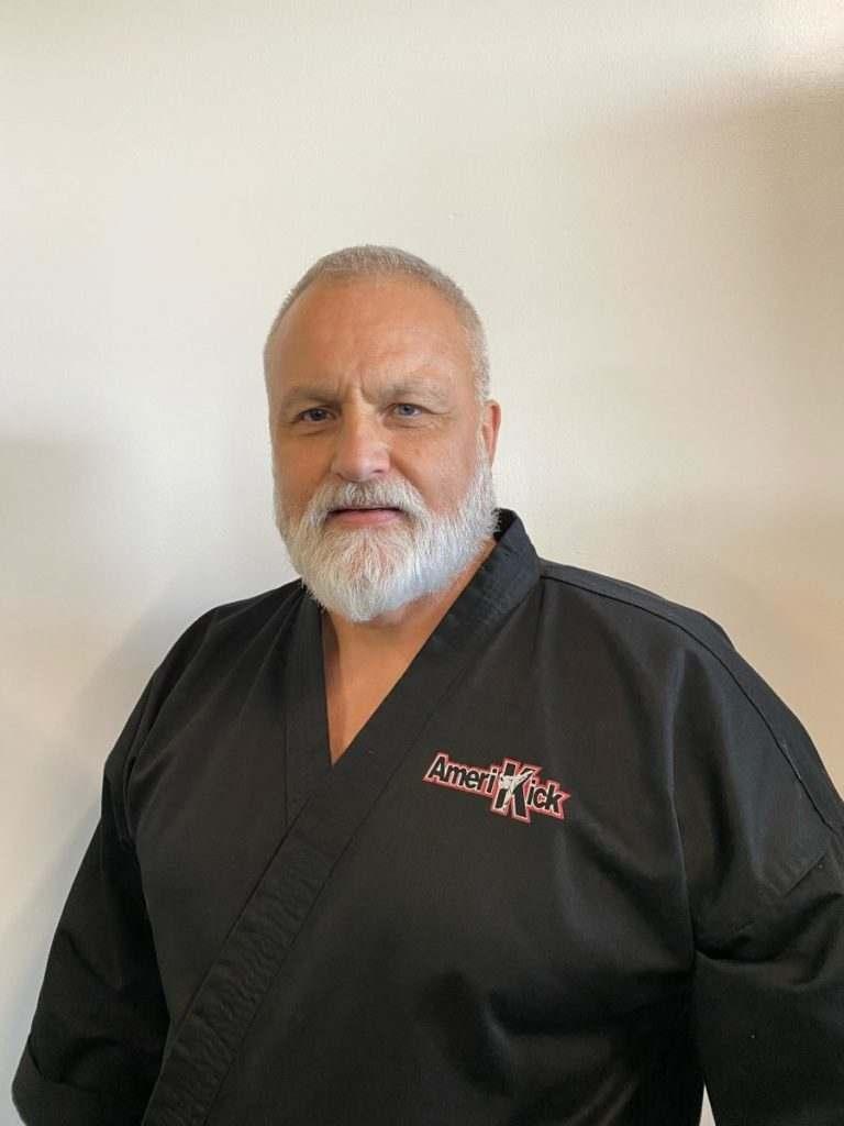 Optimized Bob Leiker Rotated 768x1024, AmeriKick Martial Arts Overland Park KS