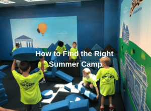 How To Find The Right Summer Camp 720x530 1 300x221, AmeriKick Martial Arts Overland Park KS